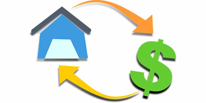 How to save when your mortgage payments go down