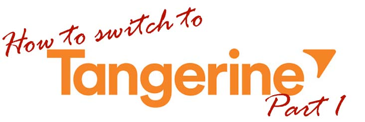 How to switch to Tangerine Part 1