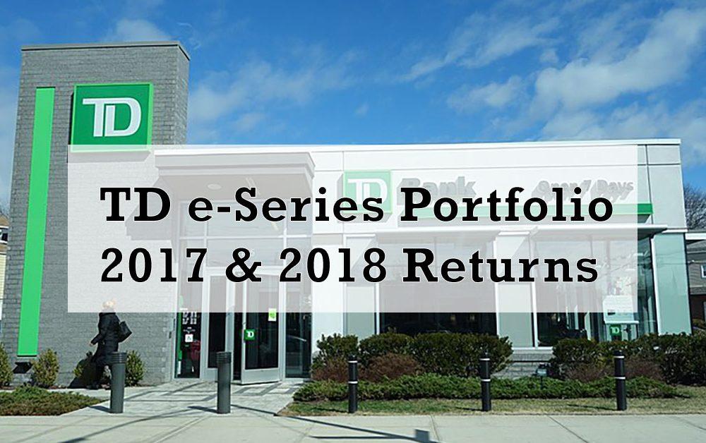 TD e-Series Returns Banner