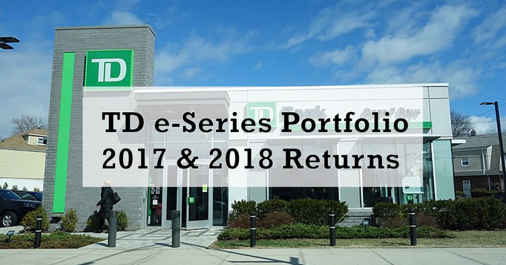 TD e-Series Portfolio Returns: A Two Year Review of Index Investing