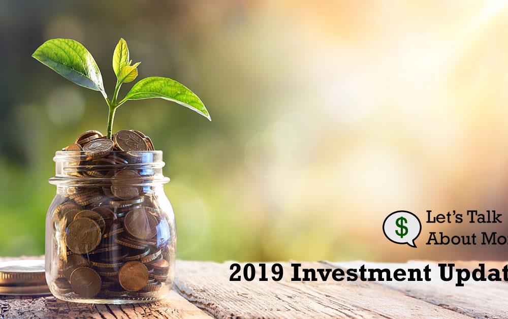 2019 Investment Portfolio Update Banner Image