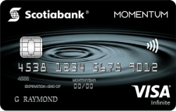 Scotiabank Momentum VISA Infinite Credit Card