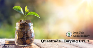 How to Buy ETF's with Questrade - Banner