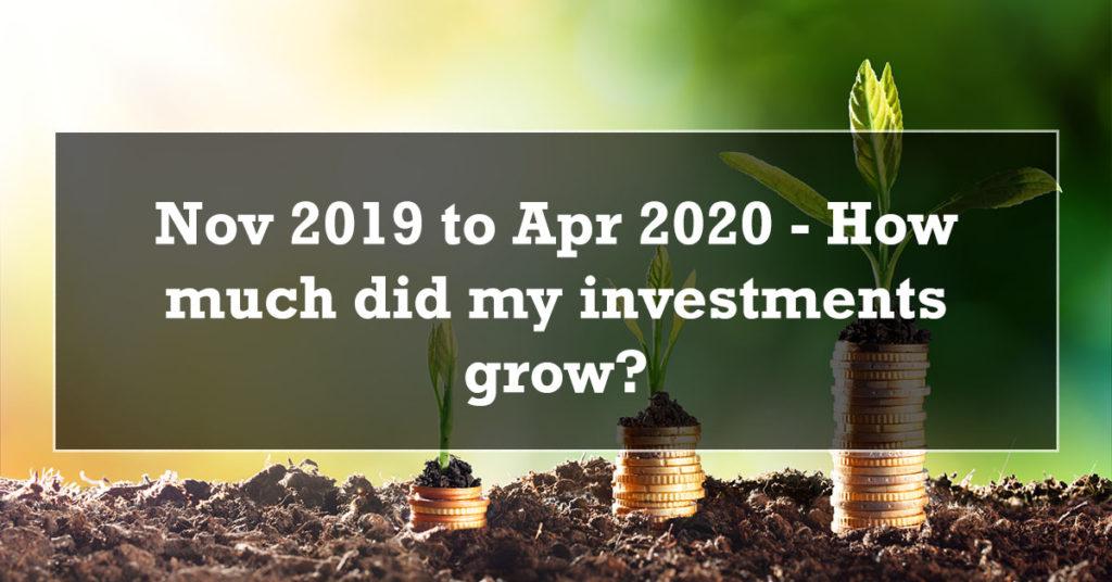 Investment Portfolio Growth Updates Canada - cover
