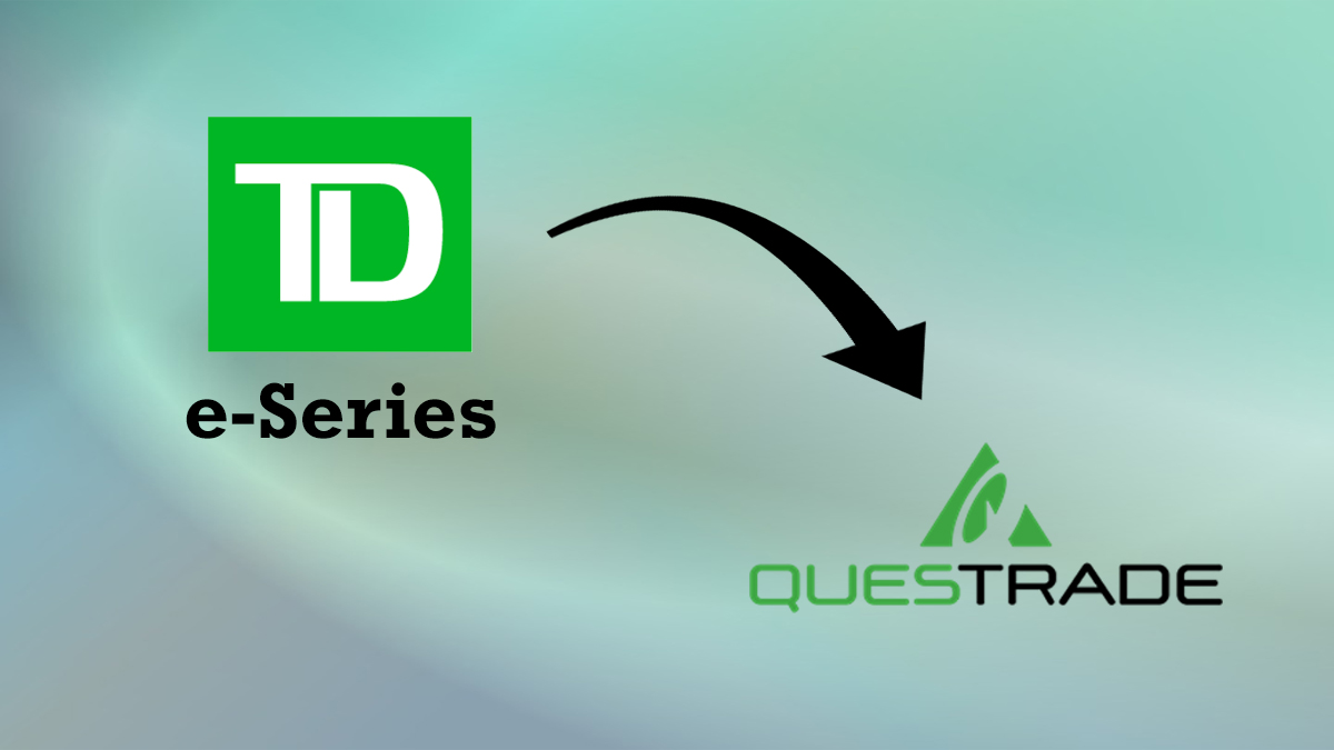 How to invest in TD e Series with Questrade