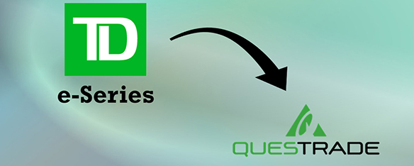 Invest in TD e Series with Questrade small banner