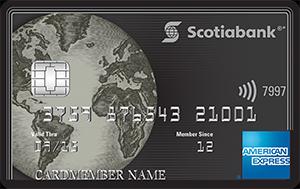 Scotiabank Platinum American Express Card
